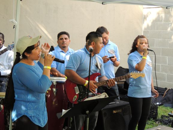 Hispanic Musical Group